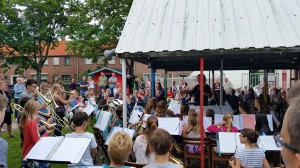 2016-07-08 Muziekfeest in de speeltuin